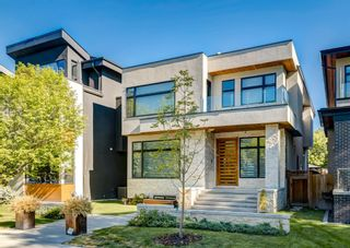 Main Photo: 1624 Broadview Road NW in Calgary: Hillhurst Detached for sale : MLS®# A1119354