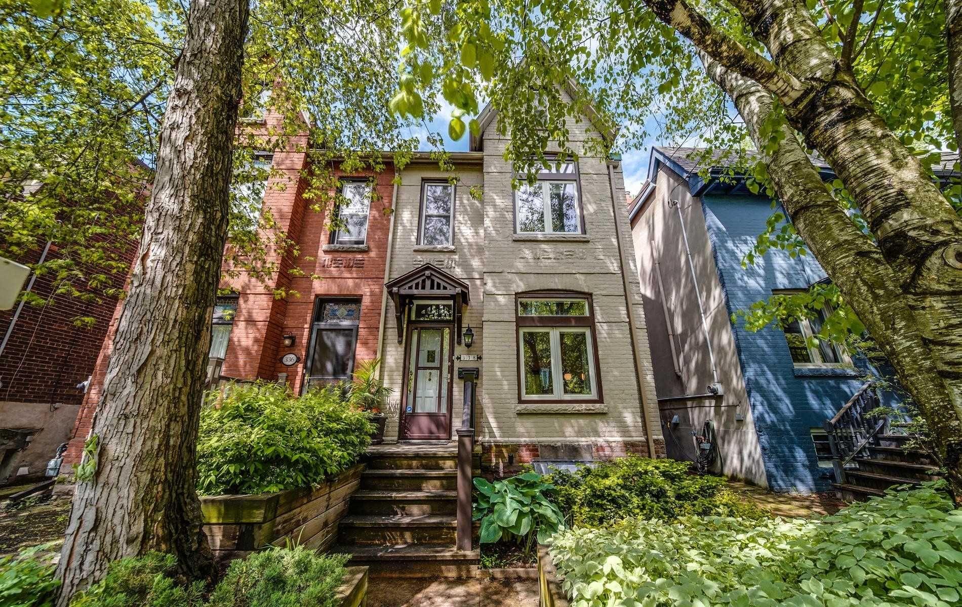Main Photo: Videos: 338 Logan Avenue in Toronto: South Riverdale House (2 1/2 Storey) for sale (Toronto E01)  : MLS®# E4480515
