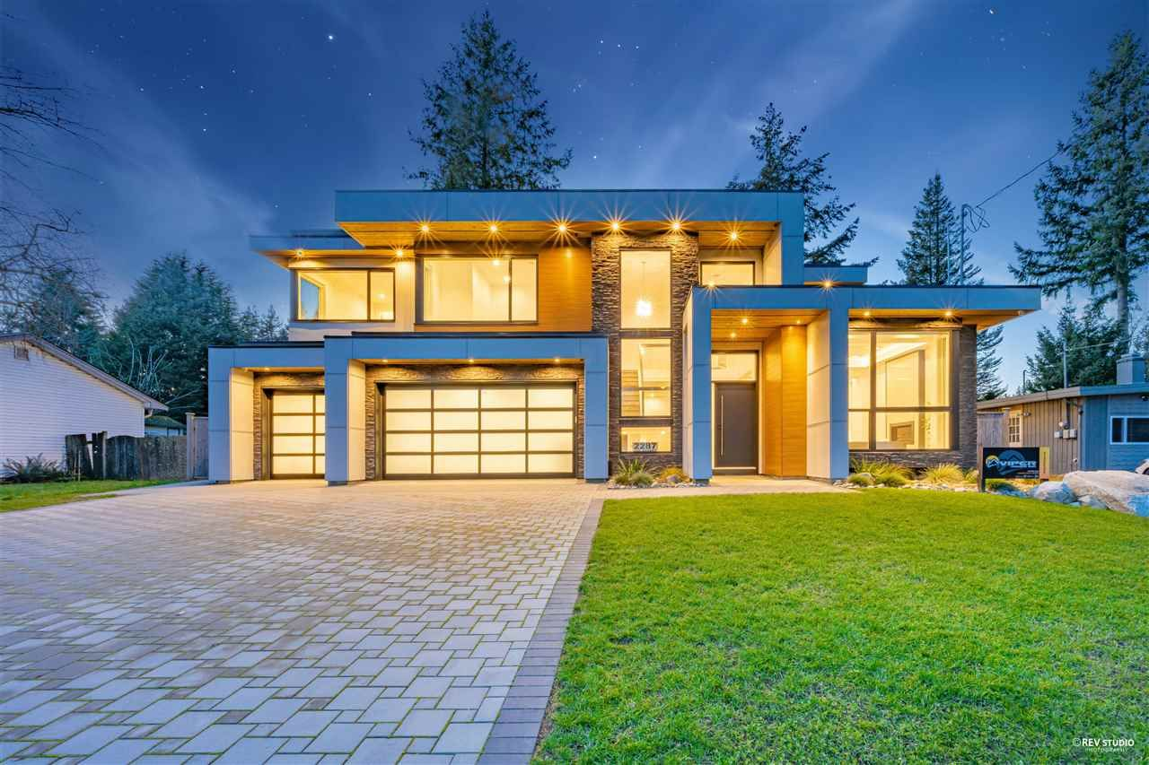 Main Photo: 2287 154 Street in Surrey: King George Corridor House for sale (South Surrey White Rock)  : MLS®# R2501984