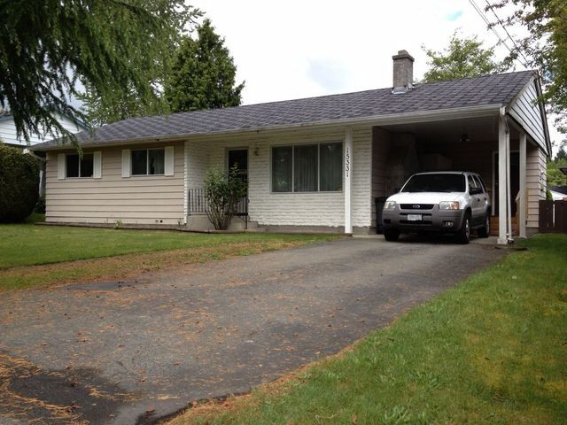 Main Photo: 15331 20A Avenue in Surrey: King George Corridor House for sale (South Surrey White Rock)  : MLS®# F1311575