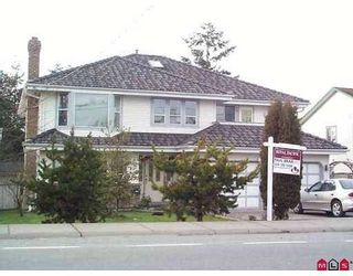 Photo 1: 8019 164TH Street in Surrey: Fleetwood Tynehead House for sale : MLS®# F2800116