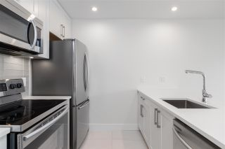 """Photo 9: 103 217 CLARKSON Street in New Westminster: Downtown NW Townhouse for sale in """"Irving Living"""" : MLS®# R2545766"""