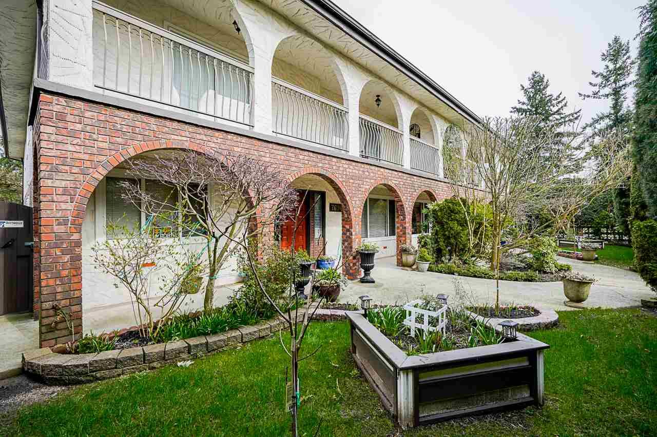 Main Photo: 7696 7698 CUMBERLAND Street in Burnaby: The Crest House for sale (Burnaby East)  : MLS®# R2563027