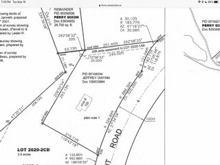 Photo 17: 137 White Point Road in South Harbour: 209-Victoria County / Baddeck Vacant Land for sale (Cape Breton)  : MLS®# 202112421