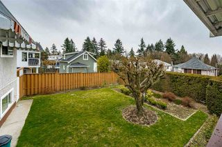 Photo 36: 7205 ELMHURST Drive in Vancouver: Fraserview VE House for sale (Vancouver East)  : MLS®# R2547703