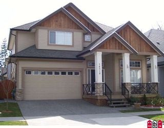 """Photo 1: 14518 59A Avenue in Surrey: Sullivan Station House for sale in """"SULLIVAN HEIGHTS II"""" : MLS®# F2907157"""