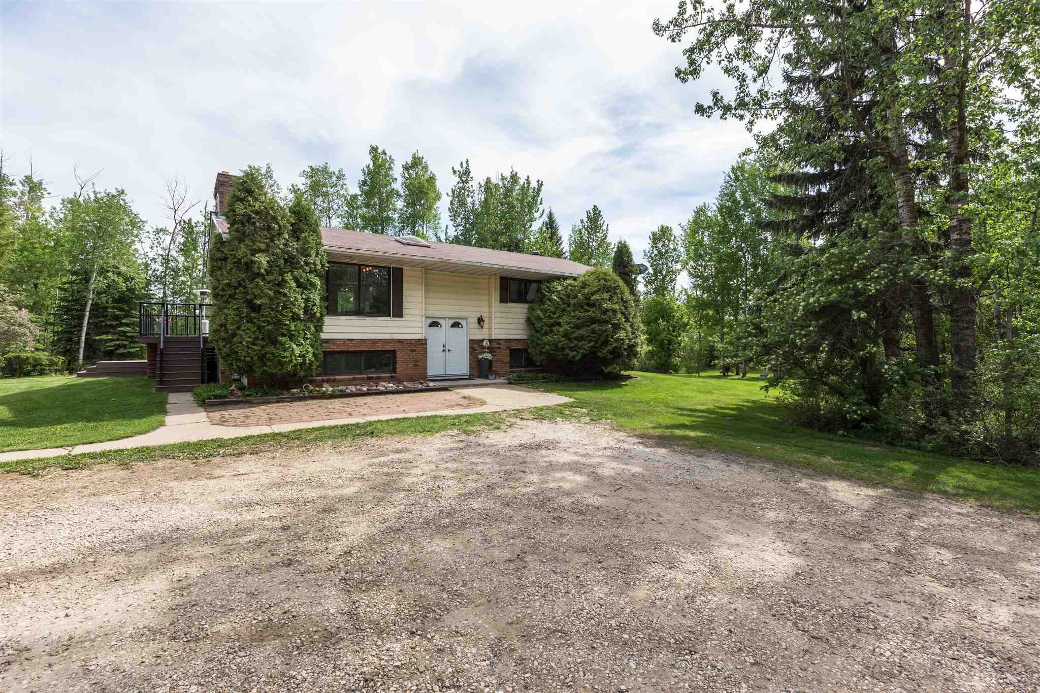 Main Photo: 18 51513 RGE RD 265: Rural Parkland County House for sale : MLS®# E4247721