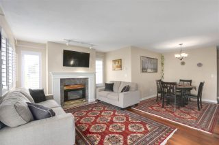 """Photo 6: 102 219 BEGIN Street in Coquitlam: Maillardville Townhouse for sale in """"PLACE FOUNTAINE BLEU"""" : MLS®# R2206798"""