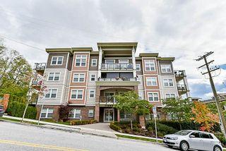 "Photo 1: 407 11580 223 Street in Maple Ridge: West Central Condo for sale in ""RIVER'S EDGE"" : MLS®# R2213602"