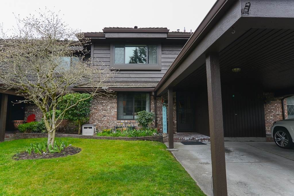 """Main Photo: 82 8111 SAUNDERS Road in Richmond: Saunders Townhouse for sale in """"OSTERLEY PARK"""" : MLS®# R2553834"""