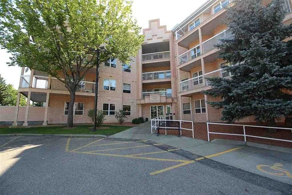 Main Photo: 203 17511 98A Avenue in Edmonton: Zone 20 Condo for sale : MLS®# E4242657