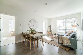"""Photo 3: 405 630 COMO LAKE Avenue in Coquitlam: Coquitlam West Condo for sale in """"COMO LIVING"""" : MLS®# R2578163"""