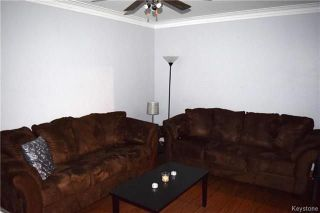 Photo 2: 459 Radford Street in Winnipeg: Sinclair Park Residential for sale (4C)  : MLS®# 1802598