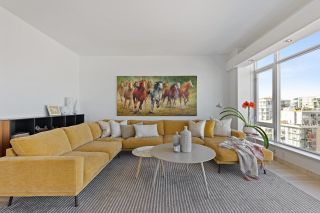 """Photo 9: 1201 1661 ONTARIO Street in Vancouver: False Creek Condo for sale in """"SAILS"""" (Vancouver West)  : MLS®# R2605622"""