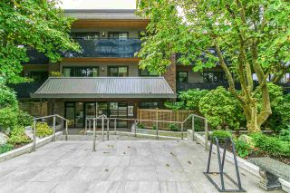 "Photo 2: 317 2416 W 3RD Avenue in Vancouver: Kitsilano Condo for sale in ""Landmark Reef"" (Vancouver West)  : MLS®# R2506066"
