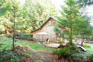 Photo 13: Keats Island-10 acres with a cabin and two bunkhouses for sale