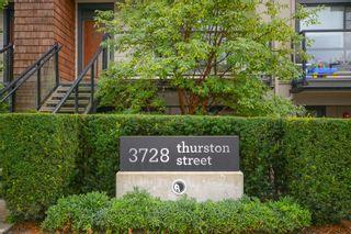 "Photo 22: 18 3728 THURSTON Street in Burnaby: Central Park BS Townhouse for sale in ""THURSTON STREET"" (Burnaby South)  : MLS®# R2613807"