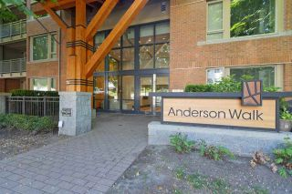 """Photo 2: 212 119 W 22ND Street in North Vancouver: Central Lonsdale Condo for sale in """"Anderson Walk by Polygon"""" : MLS®# R2412943"""
