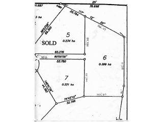 Photo 2: LOT 6 BAY RD in Sechelt: Sechelt District Land for sale (Sunshine Coast)  : MLS®# V871635
