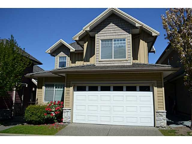 """Main Photo: 18 3363 ROSEMARY HEIGHTS Crescent in Surrey: Morgan Creek Townhouse for sale in """"ROCKWELL"""" (South Surrey White Rock)  : MLS®# F1438051"""