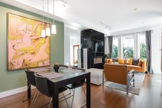 """Photo 4: 1076 NICOLA Street in Vancouver: West End VW Townhouse for sale in """"NICOLA MEWS"""" (Vancouver West)  : MLS®# R2454714"""