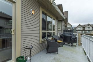 """Photo 15: 137 2738 158 Street in Surrey: Grandview Surrey Townhouse for sale in """"Cathedral Grove by Polygon"""" (South Surrey White Rock)  : MLS®# R2145153"""