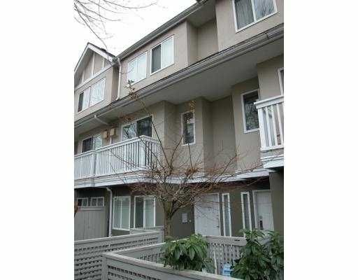 """Main Photo: 25 7831 GARDEN CITY Road in Richmond: Brighouse South Townhouse for sale in """"ROYAL GARDEN"""" : MLS®# V682247"""