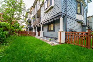 Photo 26: 8 188 WOOD STREET in New Westminster: Queensborough Townhouse for sale : MLS®# R2578430