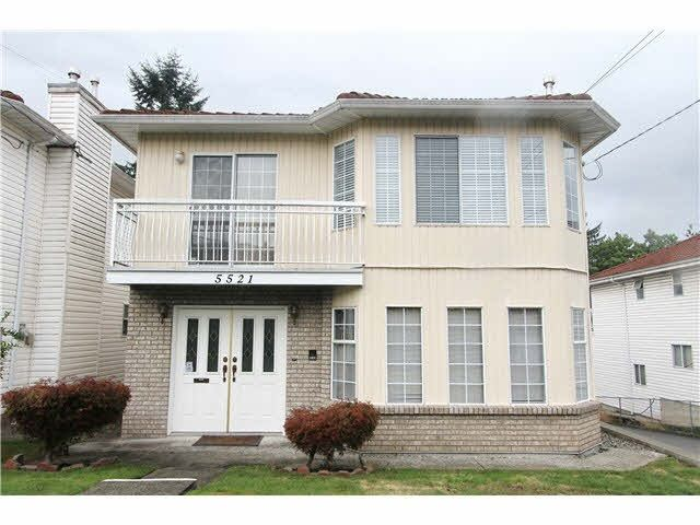 Main Photo: 5521 NORFOLK STREET in Burnaby: Central BN House for sale (Burnaby North)  : MLS®# R2037688