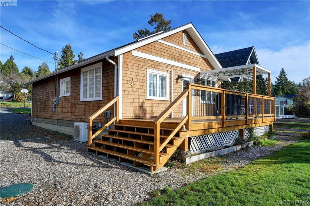 Main Photo: 2043 Saseenos Rd in SOOKE: Sk Saseenos House for sale (Sooke)  : MLS®# 828749