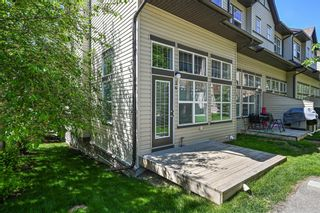 Photo 4: 36 28 Heritage Drive: Cochrane Row/Townhouse for sale : MLS®# A1121669