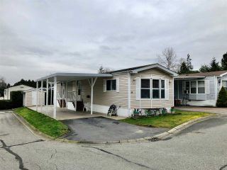 Photo 1: 15 13507 81  AVE Avenue in Surrey: Queen Mary Park Surrey Manufactured Home for sale : MLS®# R2444132