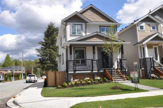 Photo 1: 3418 HASTINGS Street in Port Coquitlam: Lincoln Park PQ House for sale : MLS®# R2159709