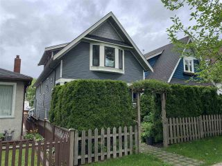 Main Photo: 1803 E 7TH Avenue in Vancouver: Grandview Woodland 1/2 Duplex for sale (Vancouver East)  : MLS®# R2455811