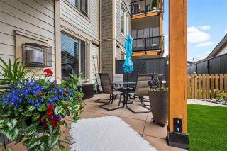 "Photo 37: 108 45754 KEITH WILSON Road in Chilliwack: Vedder S Watson-Promontory Condo for sale in ""Englewood Courtyard Platinum 3"" (Sardis)  : MLS®# R2576567"