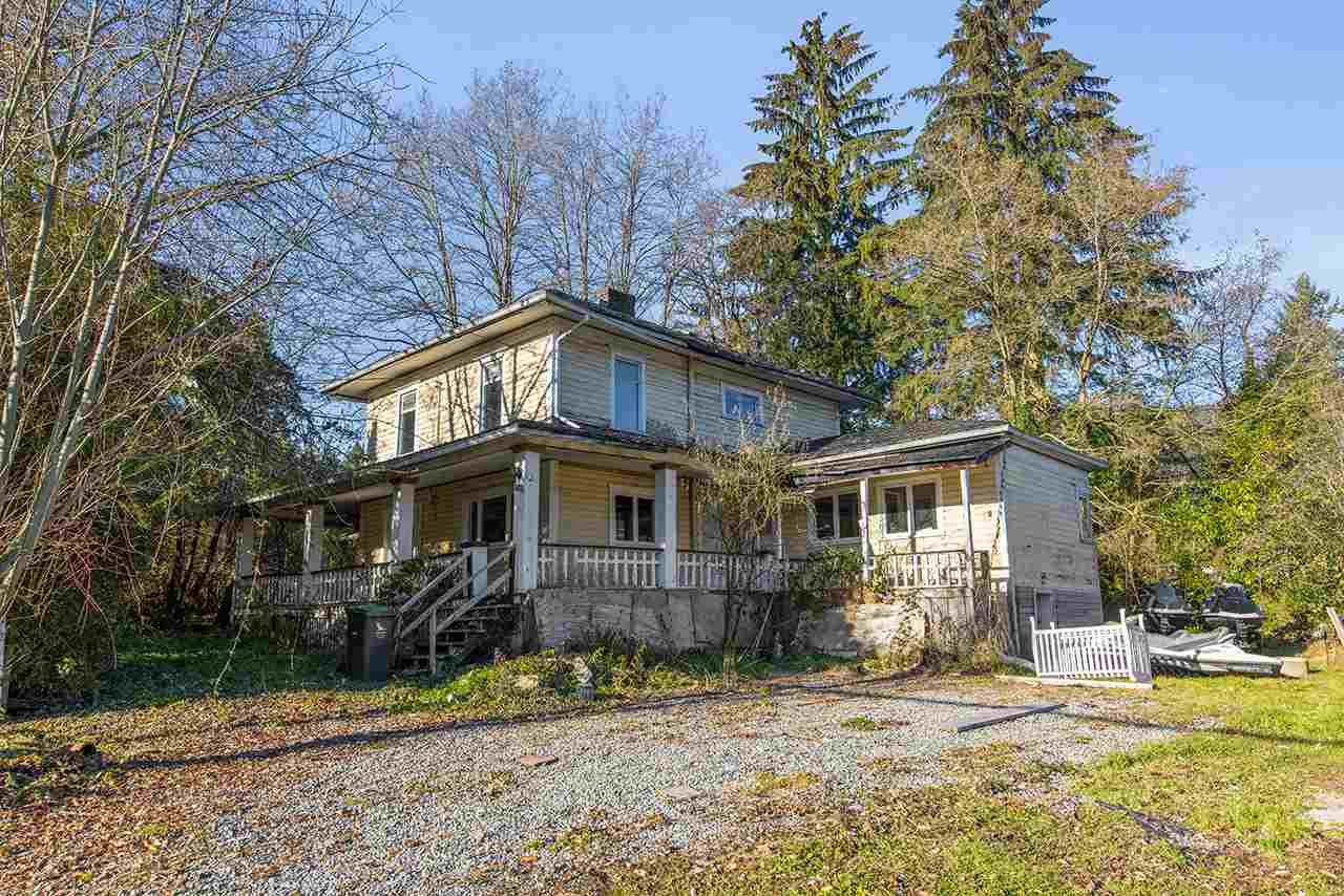 Main Photo: 1120 HAROLD Road in North Vancouver: Lynn Valley House for sale : MLS®# R2546198