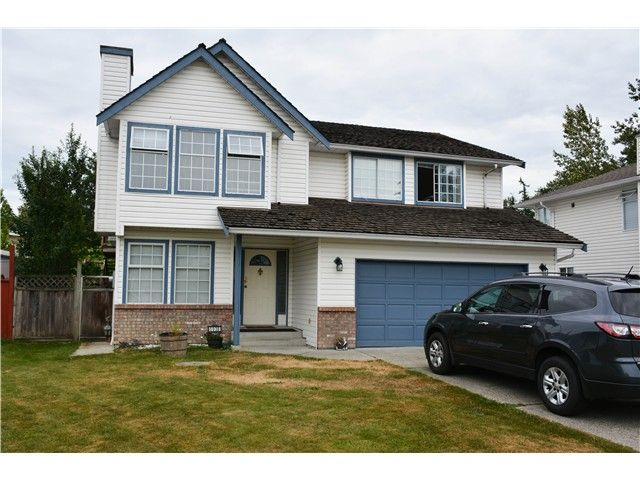 Main Photo: 5938 186A Street in Surrey: Cloverdale BC House for sale (Cloverdale)  : MLS®# F1445068