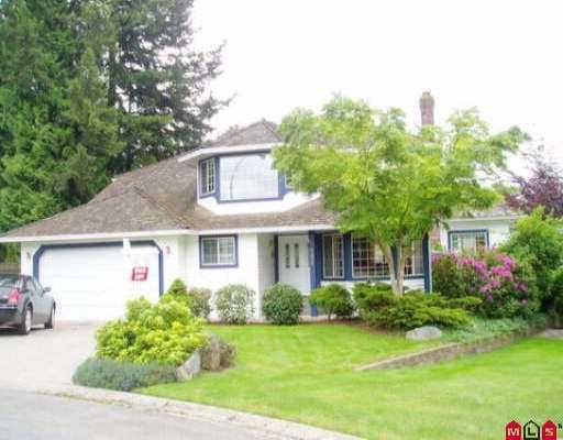 "Main Photo: 5908 BOUNDARY PL in Surrey: Panorama Ridge House for sale in ""BOUNDARY PARK"" : MLS®# F2511138"
