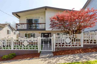 Photo 1: 3562 GLADSTONE Street in Vancouver: Grandview Woodland House for sale (Vancouver East)  : MLS®# R2588301