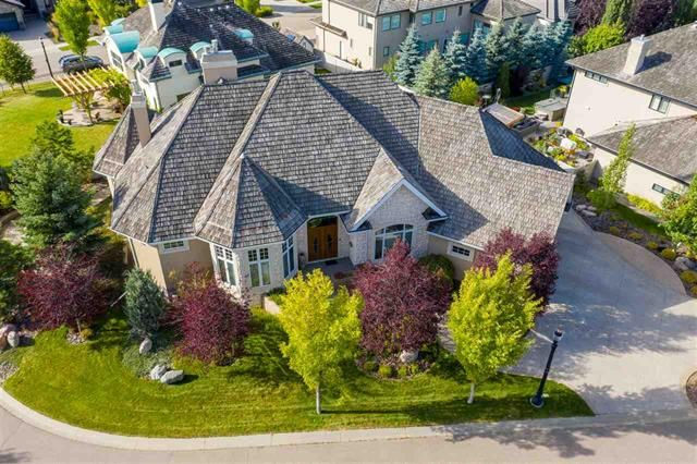 Main Photo: 1420 Woodward Crescent in Edmonton: House for sale
