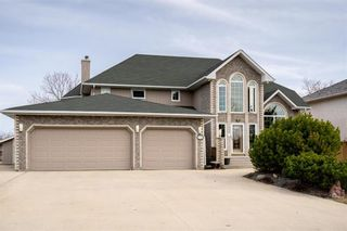 Photo 1: 179 Diane Drive in Winnipeg: Lister Rapids Residential for sale (R15)  : MLS®# 202107645
