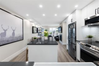 """Photo 7: 205 2428 W 1ST Avenue in Vancouver: Kitsilano Condo for sale in """"NOBLE HOUSE"""" (Vancouver West)  : MLS®# R2591111"""