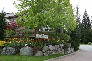 """Photo 1: 20 8030 NICKLAUS NORTH Boulevard in Whistler: Green Lake Estates Condo for sale in """"ENGLEWOOD GREENS"""" : MLS®# R2464169"""