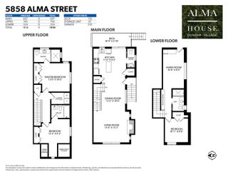 """Photo 27: 5858 ALMA Street in Vancouver: Southlands 1/2 Duplex for sale in """"ALMA HOUSE"""" (Vancouver West)  : MLS®# R2624438"""