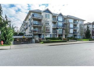 """Photo 2: 407 8084 120A Street in Langley: Queen Mary Park Surrey Condo for sale in """"Eclipse"""" (Surrey)  : MLS®# R2333868"""