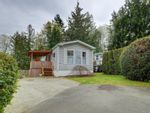 Main Photo: 9 2741 Stautw Rd in : CS Hawthorne Manufactured Home for sale (Central Saanich)  : MLS®# 875352