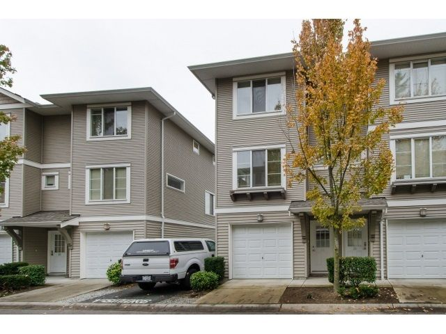 "Main Photo: 21 15155 62A Avenue in Surrey: Sullivan Station Townhouse for sale in ""Oaklands"" : MLS®# R2007650"