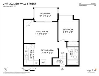"Photo 16: 202 2211 WALL Street in Vancouver: Hastings Condo for sale in ""Pacific Landing"" (Vancouver East)  : MLS®# R2482210"