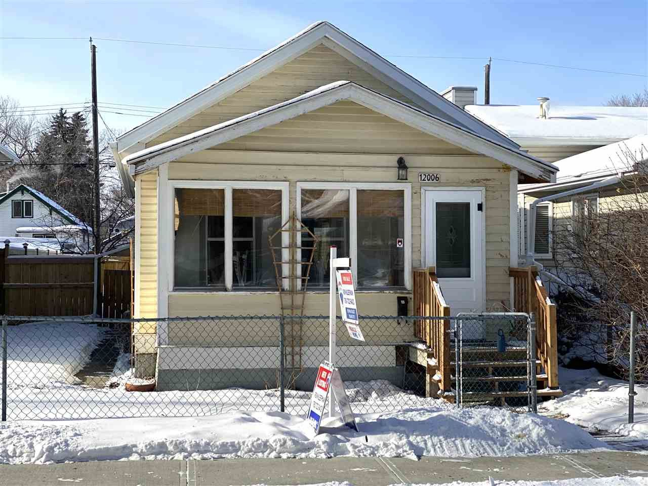 Main Photo: 12006 63 Street in Edmonton: Zone 06 House for sale : MLS®# E4226668