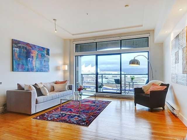 Main Photo: # 207 345 WATER ST in Vancouver: Downtown VW Condo for sale (Vancouver West)  : MLS®# V1029801